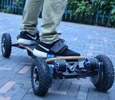 Portable Self Balance 4 Wheel Skateboard For Adult , Two Brushless Motor