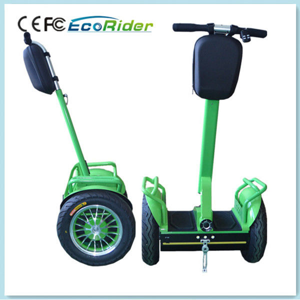 Personal Travel Two Wheeled Self Balancing Scooter 20km - 40km Range Per Charge Ecorider E3