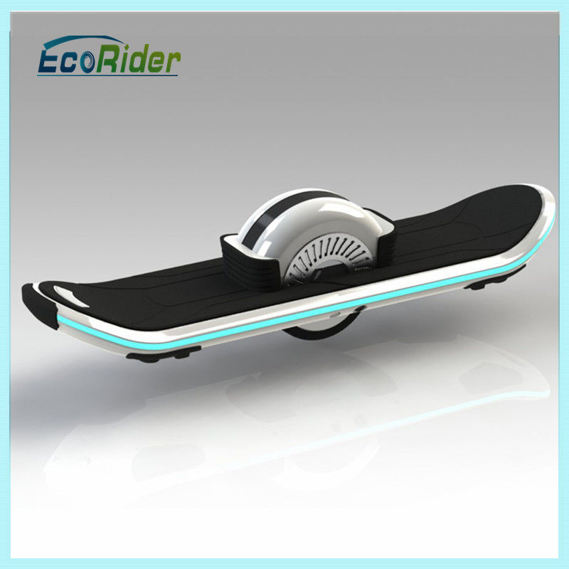 350w Standing Smart Electric One Wheel Skateboard Time Saving
