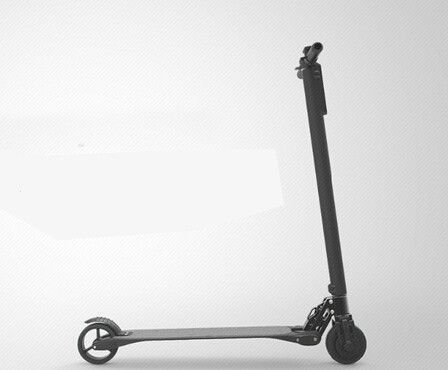 350 W 24v Folding Electric Scooters For Adults , CE Approved