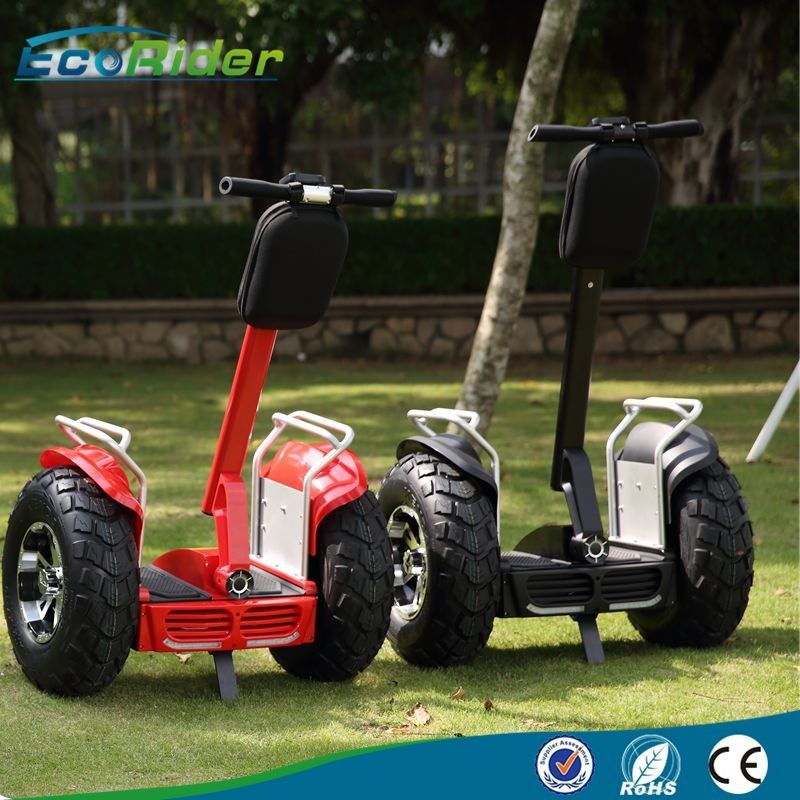 Self Balance Electric Scooter With Handle , 2 Wheel Electric Scooter For Adults
