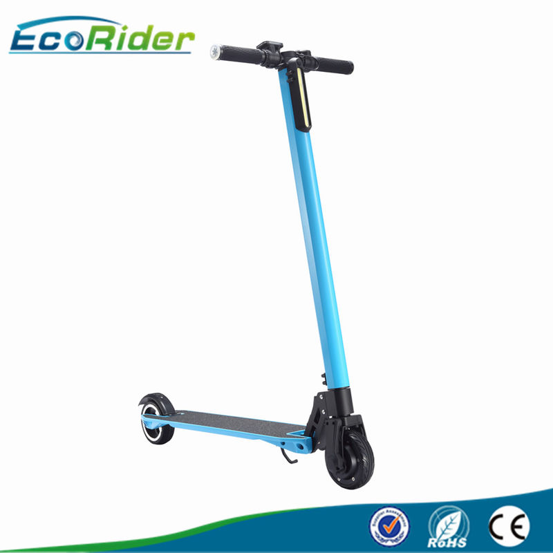250W Power Two Wheel Electric Scooter With Brake , 24V 8.8Ah Battery