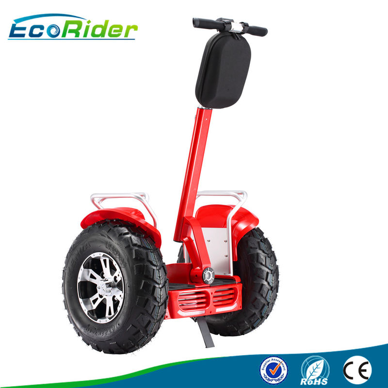 EcoRider 21 Inch Segway Electric Scooter , 2000w Segway Mobility Scooters For Adult