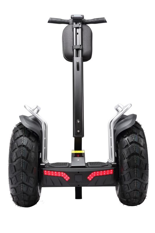 Fat Tire Electric Off Road Scooter Personal Transportation Vehicle With App Function